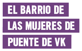 El Barrio de las mujeres de Puente de Vallecas