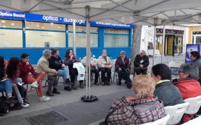 II Debate-acción en el espacio público