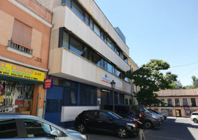 Centro Municipal de Salud Comunitaria Puente de Vallecas (CMSc)
