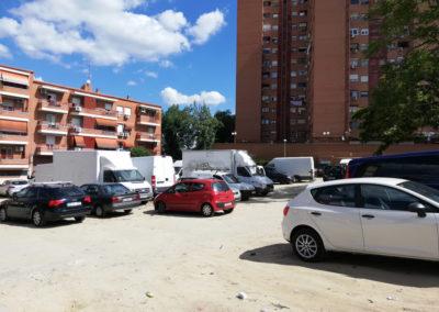 Calle Dr.Sánchez y Puerto de la Morcuera