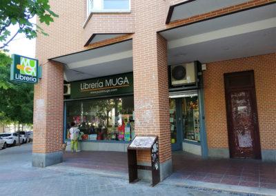Librería Muga