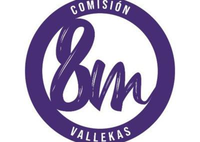 Comisión del 8 de Marzo de Puente de Vallekas.