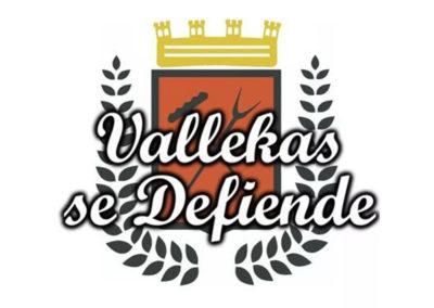Vallekas se Defiende