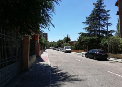 Calle Antonio Folgueras